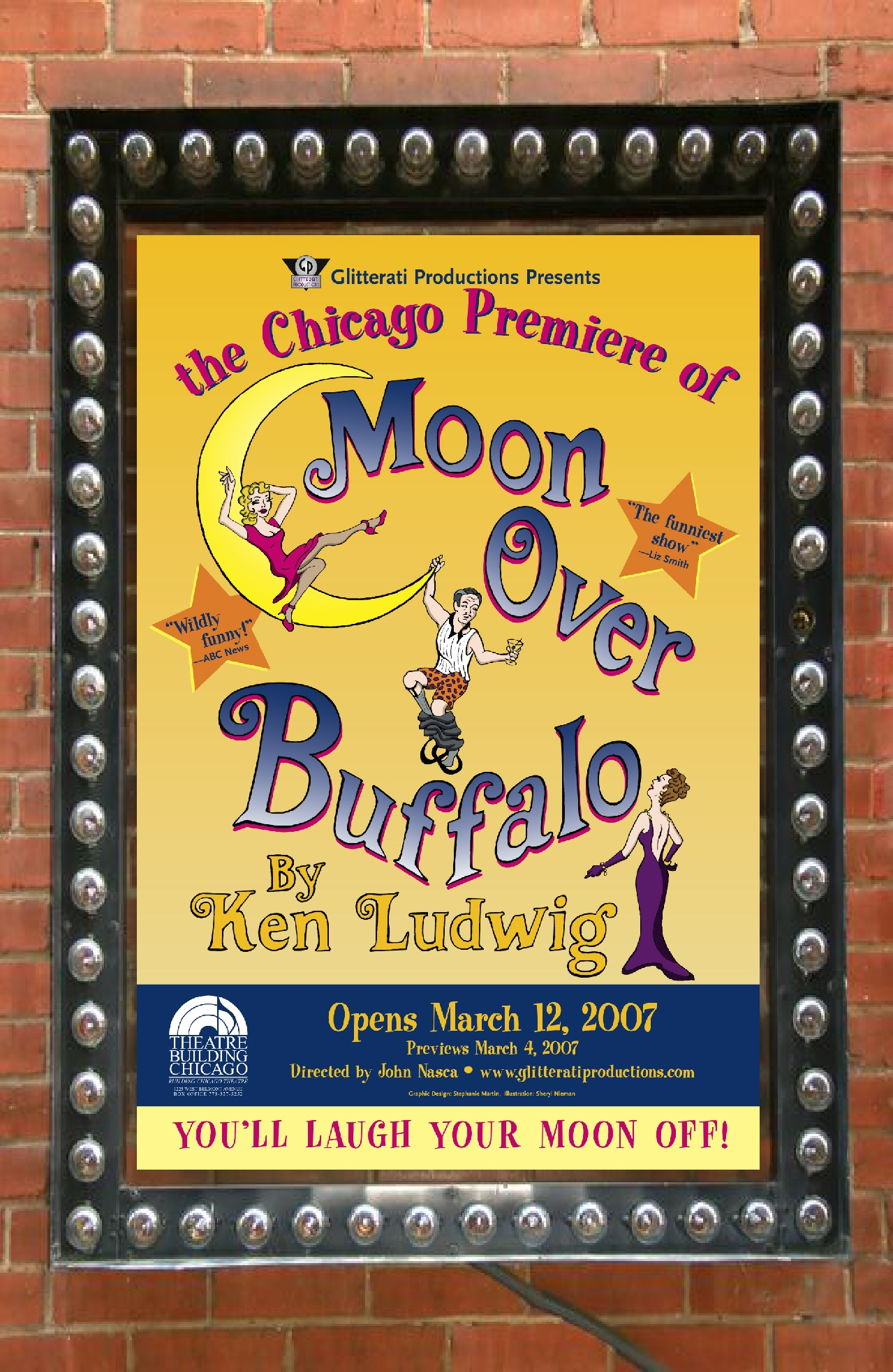 Click Here for Information on Moon Over Buffalo